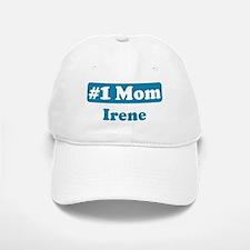 #1 Mom Irene Baseball Baseball Cap