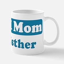 #1 Mom Esther Mug