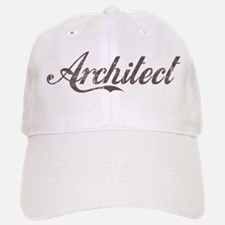 Vintage Architect Baseball Baseball Cap