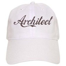 Vintage Architect Baseball Cap