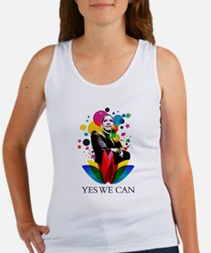 Obama - Yes we can Women's Tank Top