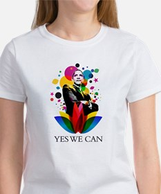 Obama - Yes we can Women's T-Shirt
