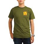 GLBT Hot Pocket Pop Organic Men's T-Shirt (dark)