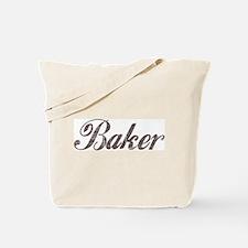 Vintage Baker Tote Bag