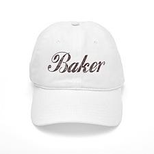 Vintage Baker Baseball Cap