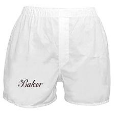 Vintage Baker Boxer Shorts