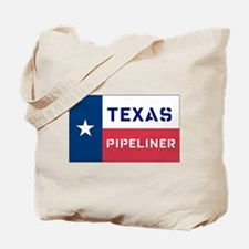 Texas Pipeliner Tote Bag