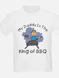 BBQ King Daddy T-Shirt