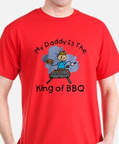 BBQ King Daddy T-Shirt