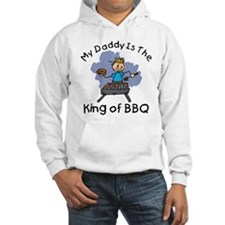 BBQ King Daddy Hoodie