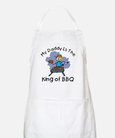 BBQ King Daddy BBQ Apron