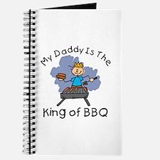 BBQ King Daddy Journal