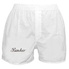 Vintage Banker Boxer Shorts
