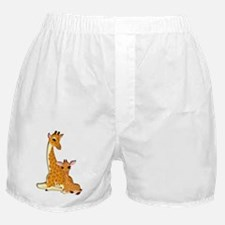 Unique Giraffes Boxer Shorts
