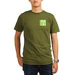 LGBT Tropo Pocket Pop Organic Men's T-Shirt (dark)