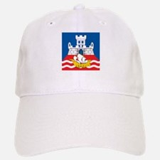 Beograd Flag Baseball Baseball Cap