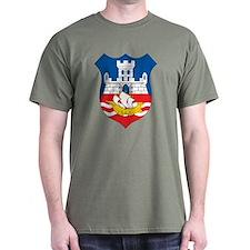 Beograd Coat Of Arms T-Shirt
