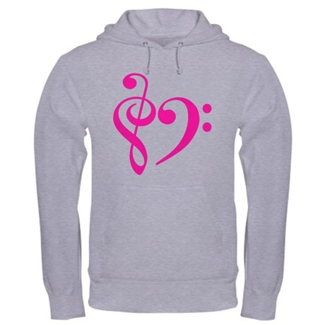 Music Hooded Sweatshirt