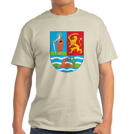 Vojvodina Coat Of Arms Light T-Shirt