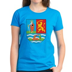 Vojvodina Coat Of Arms Tee
