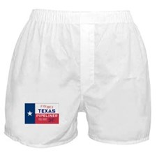 If You Aint a Texas Pipeliner Boxer Shorts