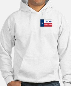 2 sided Texas Pipeliner Hoodie