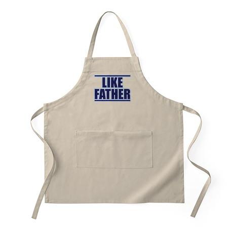 LIKE FATHER BBQ Apron