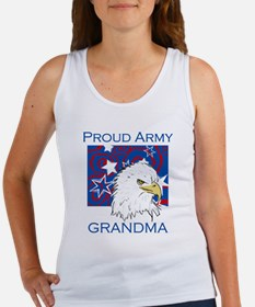 Proud Army Grandma Women's Tank Top
