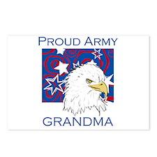 Proud Army Grandma Postcards (Package of 8)