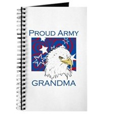 Proud Army Grandma Journal
