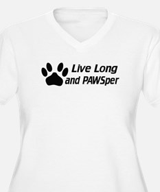 Live Long And Pawsper T-Shirt