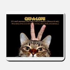 Cat-A-Lope Mousepad