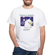 Proud Army Aunt Shirt