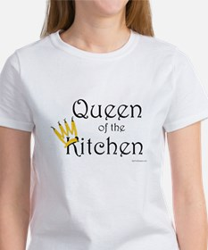 Queen of the Kitchen (peppers) Women's T-Shirt