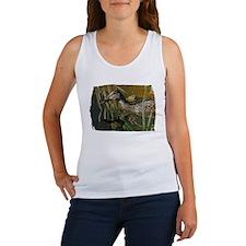 Backyard Duck 2 Women's Tank Top