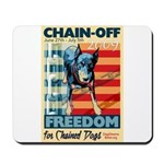 Chain Off 2009 Mousepad