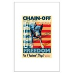 Chain Off 2009 Large Poster
