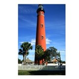 Ponce inlet lighthouse Postcards