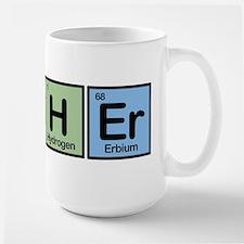 Archer made of Elements Mug
