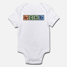 Archer made of Elements Infant Bodysuit
