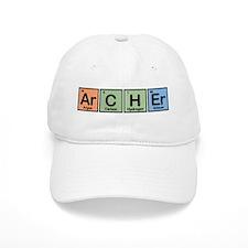 Archer made of Elements Baseball Cap