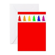 Holiday Trees (Pk of 10)