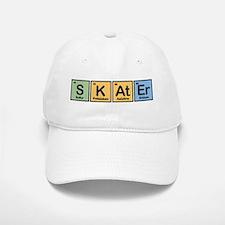 Skater made of Elements Baseball Baseball Cap