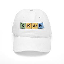 Skater made of Elements Baseball Cap