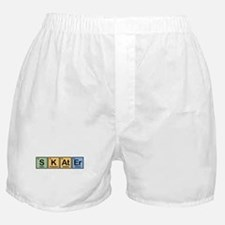 Skater made of Elements Boxer Shorts