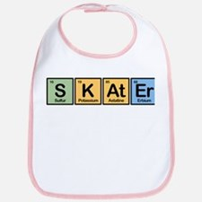 Skater made of Elements Bib