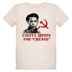 Ché Obama Useful Idiots T-Shirt