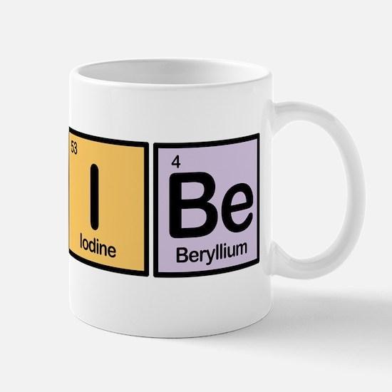 Scribe made of Elements Mug