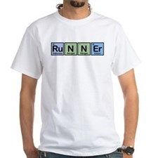 Runner made of Elements Shirt