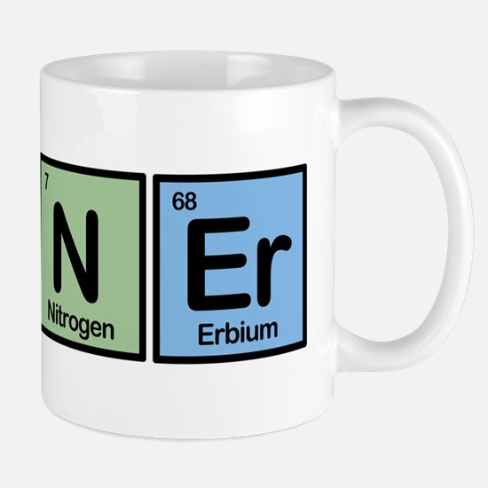 Runner made of Elements Mug